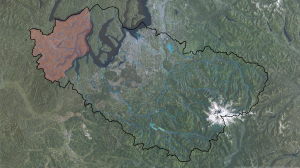 Kennedy_Goldsborough Watershed w Rivers