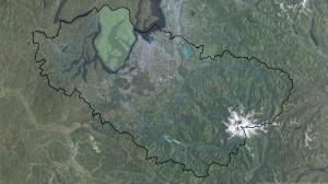 KeyPeninsula Watershed w Rivers