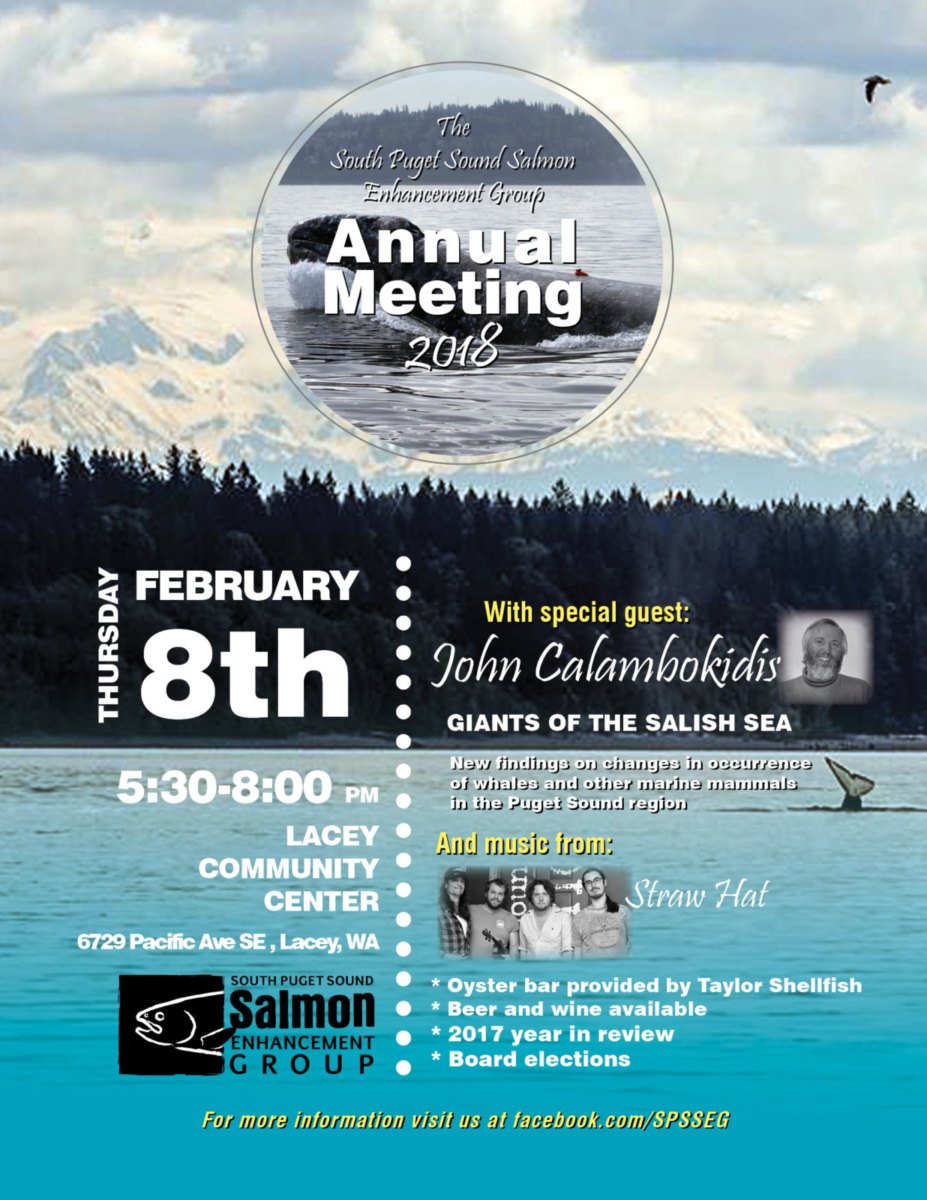 Annual Meeting Flyer 2018